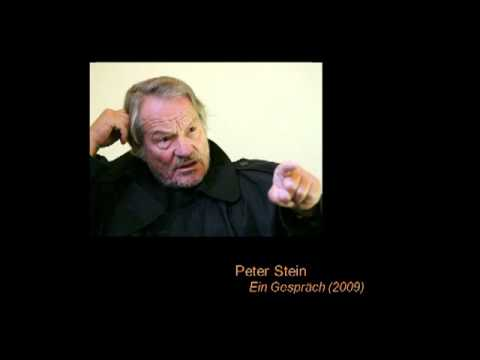 Peter Stein - Ein Gespräch (2009)