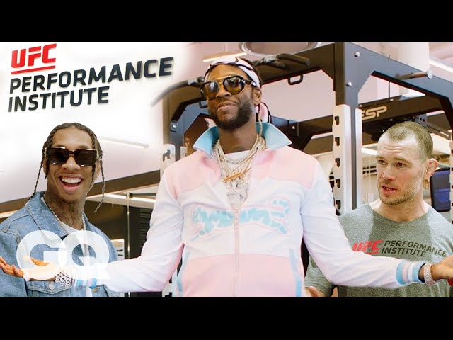 2 Chainz and Tyga Check Out the UFC's Most Expensivest Gym | Most Expensivest | GQ & VICE TV