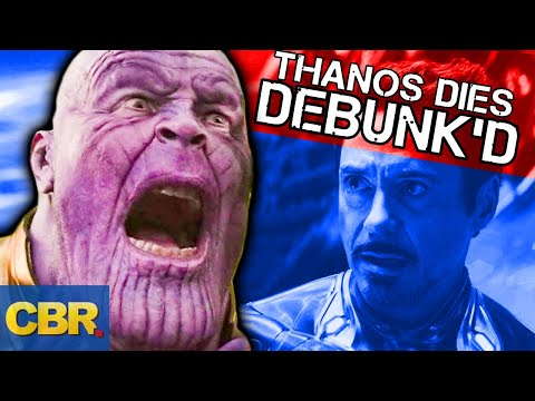 Thanos Will Die In Avengers Endgame And Never Come Back | Marvel Theory Debunked Mp3