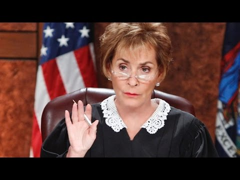 Judge Judy Cracks Up When a Man Loses His Case in 26 Seconds