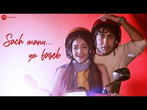 Sach Manu Ya Fareb - Official Music Video | Anirudh Kaushal | Vipin Patwa | Jannat K | Shubham S