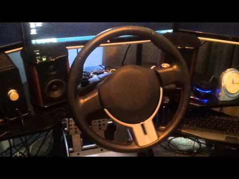 Драйвера для руля logitech driving force gt x64