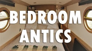 Narrowboat DIY - Bedroom Renovation on Our Boat
