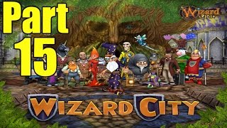 The FGN Crew Plays: Wizard101 #15 - Skeletal Warriors (PC)