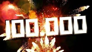 Einhunderttausend Abonnenten!