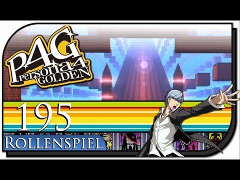 UNTERWELT | Shin Megami Tensei Persona 4 Golden | #195 | Lets Play | Gameplay | Deutsch/German |