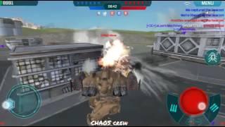 Walking War Robots [WWR] - Chaos Crew From Malaysia & International (Superb Teamwork)