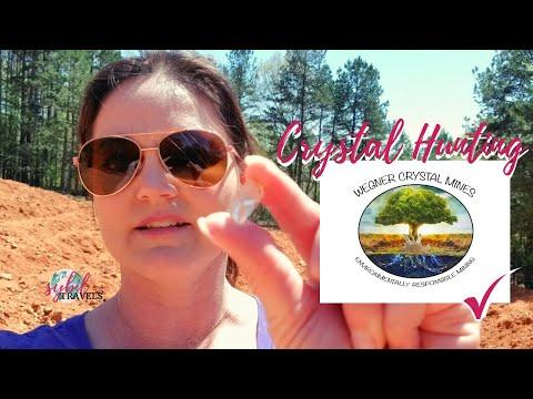 I Visited Wegner Quartz Crystal Mine In Arkansas | Here's Why You Should Go Crystal Digging Too!