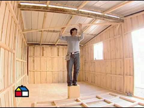 C mo construir un tabique con mesa plegable youtube - Mesas plegables a la pared ...