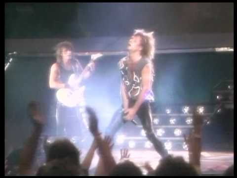 Bon Jovi - Livin' On A Prayer (Nassau 1987)