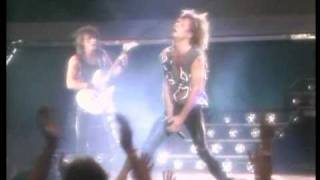 Bon Jovi - Livin On A Prayer (Nassau 1987)
