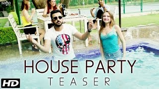 House Party - Official Teaser - Aman Grewal - New Punjabi DJ Party Songs 2016