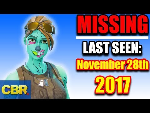 20 Fortnite Skins Missing From The Item Shop For The Longest Time thumbnail