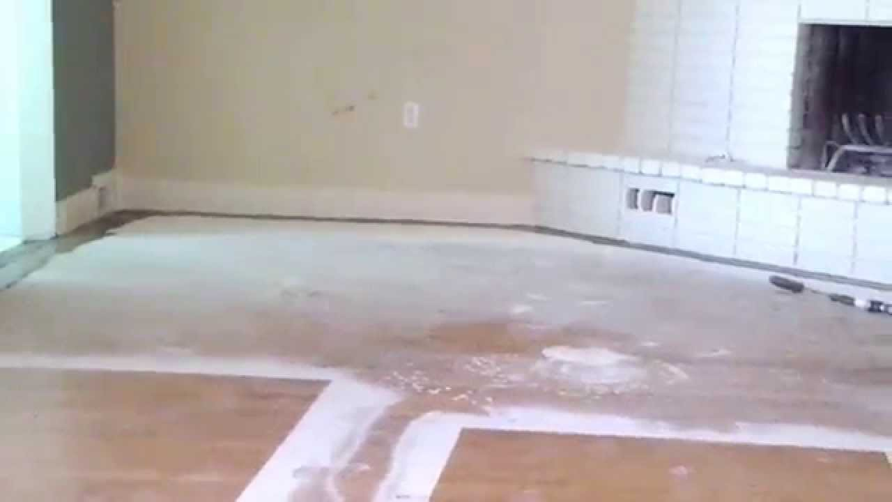 painting and gel stain wood floors 1 youtube
