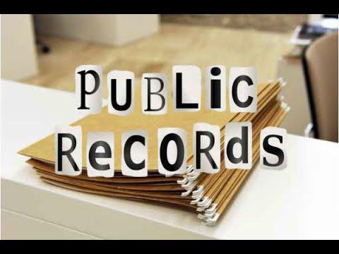 Public Records Requests Webinar