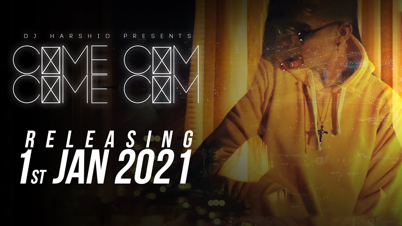 CxME CxM - DJ Harshid (Teaser)