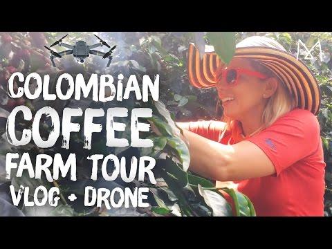 Coffee Farm Tour: Finca Milena in Jardín, Colombia, Antioquia