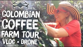 Coffee Farm Tour: Finca Milena in Jardín, Colombia, Antioquia