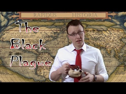 The Black Plague in 5 Minutes - Hasty History