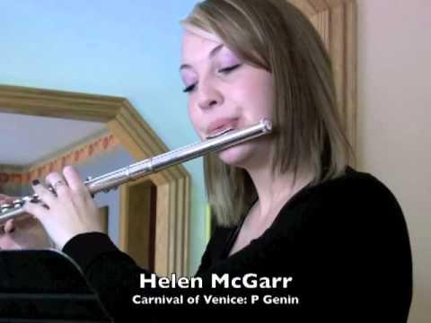 Helen McGarr - Carnival of Venice