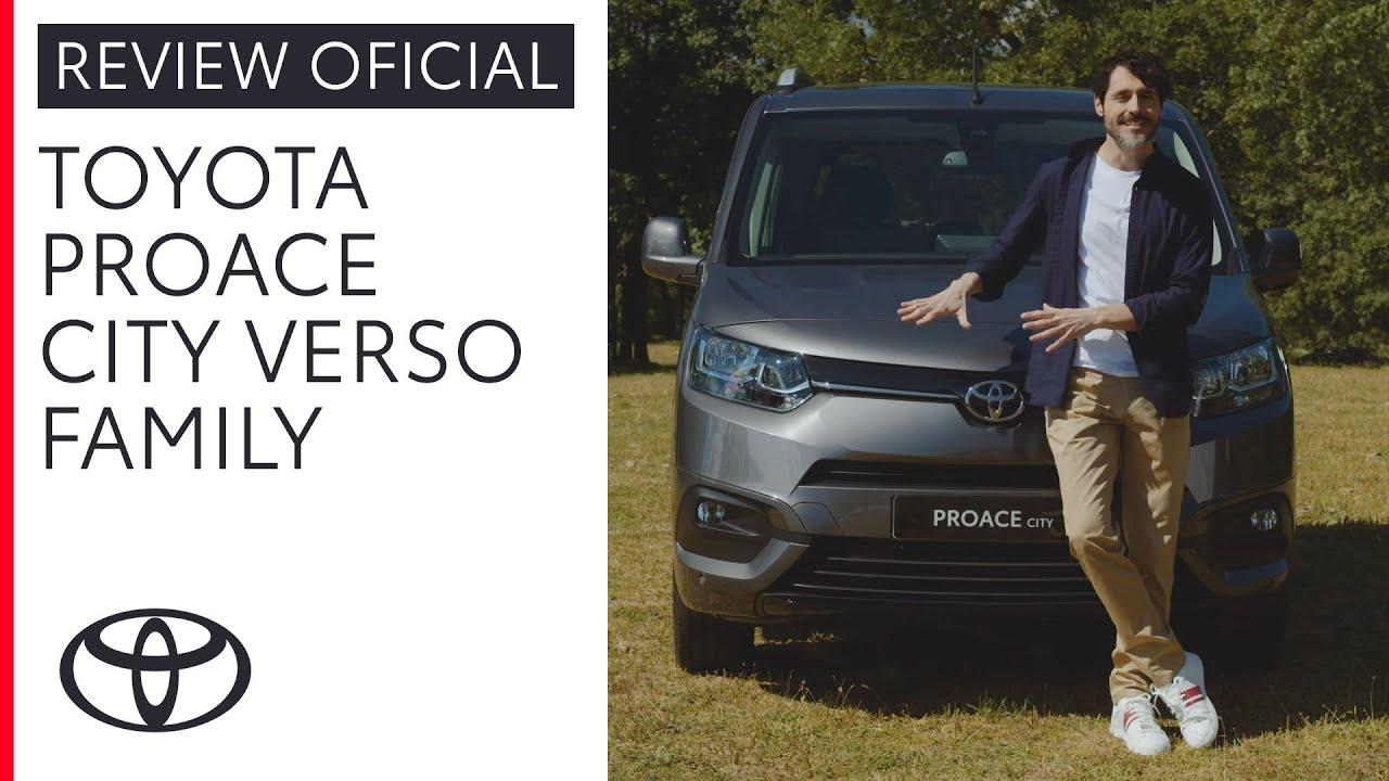 Nueva Proace City Verso Family | Análisis completo | Espacio, versatilidad y confort