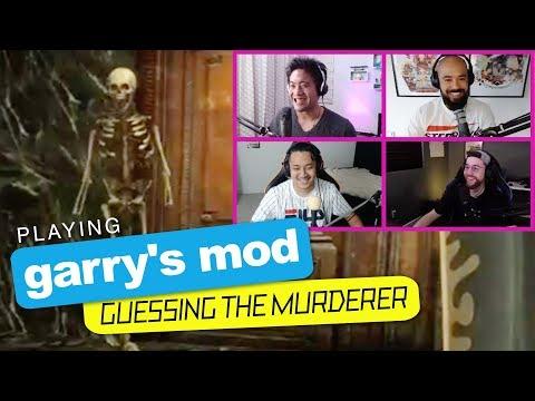 Playing Garry's Mod (Murder)