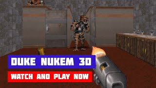Duke Nukem 3D · Game · Gameplay