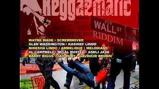 Wall Street Riddim Mix Feat.Glen Washington, Melodians, Kashief Lindo (April Refix 2018)