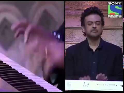 Adnan Sami Fastest Piano in the World mp4
