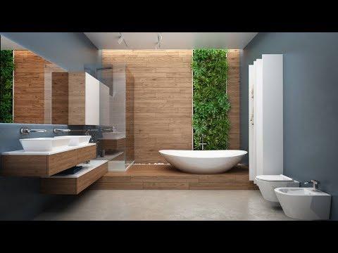 50 идей дизайна интерьера ванной комнаты
