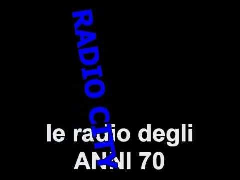 Le radio degli anni 70