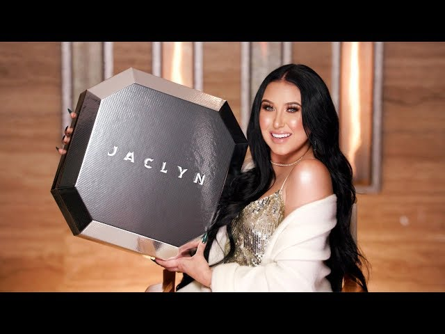 JACLYN COSMETICS HOLIDAY COLLECTION REVEAL!