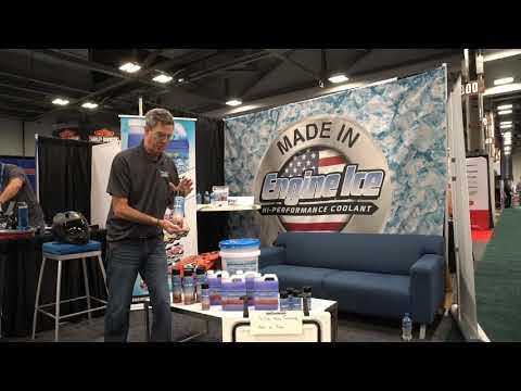 Engine Ice At AIMExpo 2019