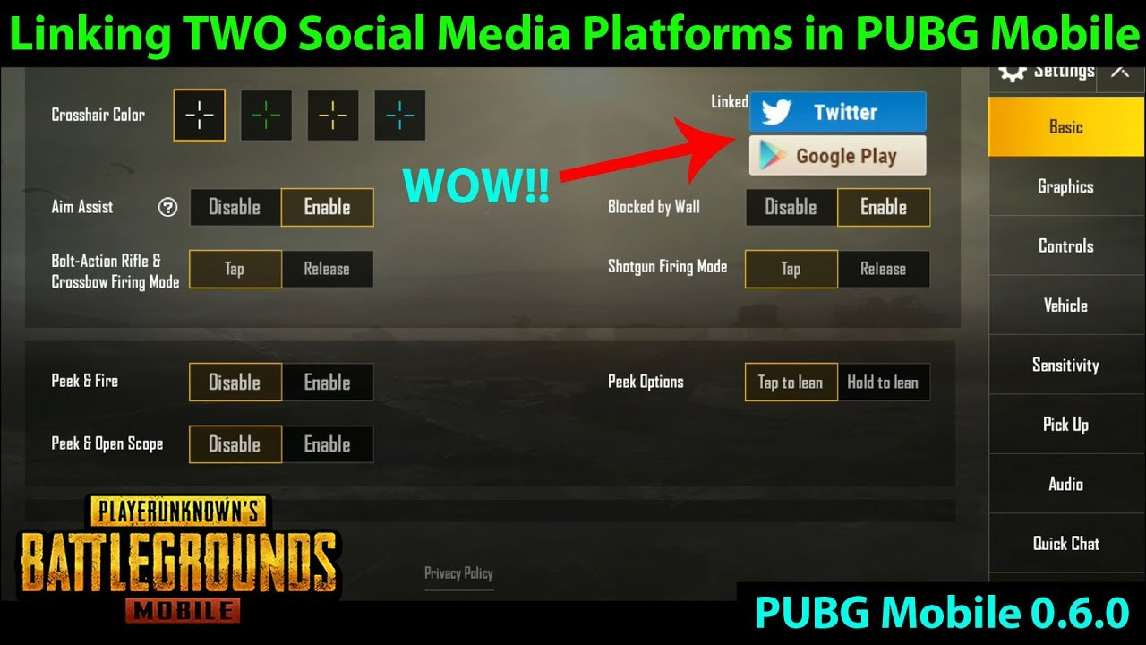 How to Link TWO Social Media Platforms to ONE PUBG Mobile Account | Why You  Want To NOW