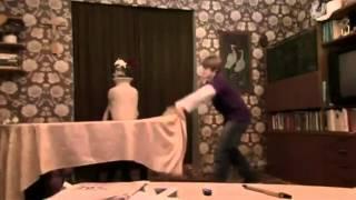 Michel & Sven - Der Tischdeckentrick - Teil 1-4 [uncut]