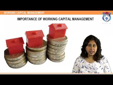 Working Capital Management N