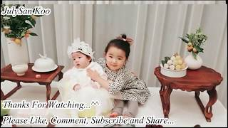 Happy 100th days Haeun's sister Soeun FMV The Return Of Superman