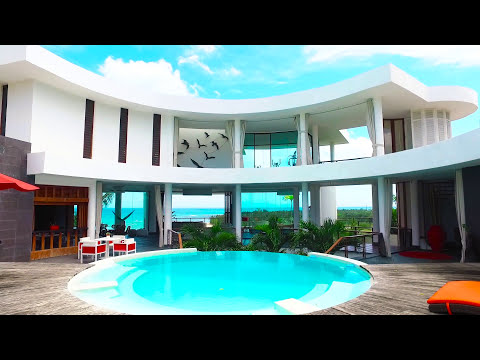 Casa Esferica - Luxury Villa for rent in Las Terrenas Dominican Republic