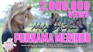 Download lagu Purnama Merindu Purnama Mengambang Cuma Berteman Dj Viral Tiktok Mala Agatha