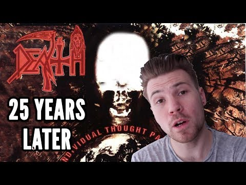 "DEATH's ""Individual Thought Patterns"" Turns 25 Years Old 