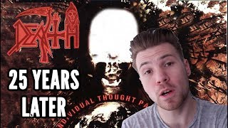 Скачать DEATH S Individual Thought Patterns Turns 25 Years Old Apocalyptic Anniversaries