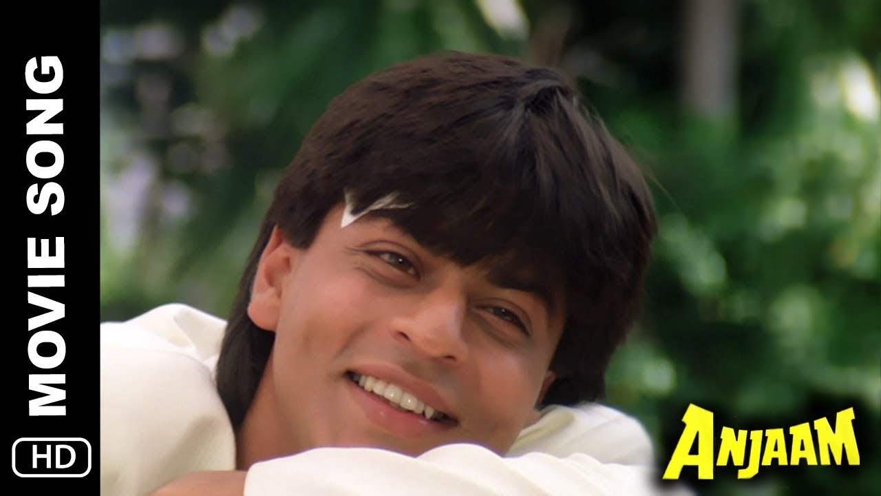Download Badi Mushkil Hai   Anjaam   Full Song   Abhijeet   Shah Rukh Khan, Madhuri Dixit