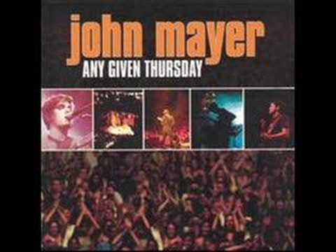 John Mayer - Comfortable (LIVE)