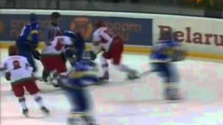 Хоккей (U 20). Украина - Беларусь - 2:7