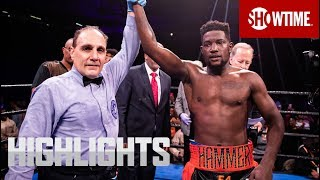 Lubin vs. Gallimore: Highlights | SHOWTIME BOXING: Special Edition