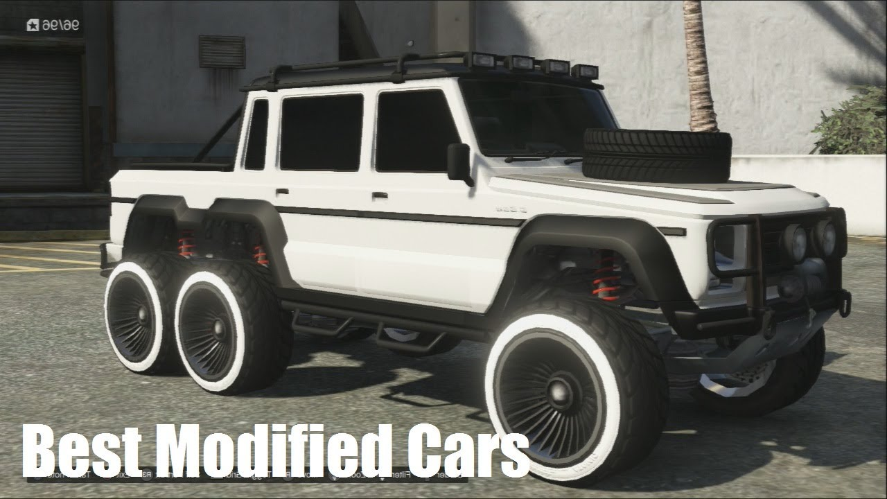 Where To Get Best Cars In Gta  Online