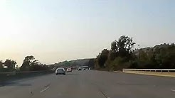 Dash cam video: Small plane lands safely on highway in San Leandro