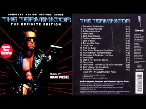 The Terminator [Complete Motion Picture Score: The Definite Edition]