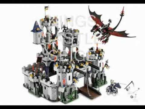 cool lego castle sets youtube. Black Bedroom Furniture Sets. Home Design Ideas