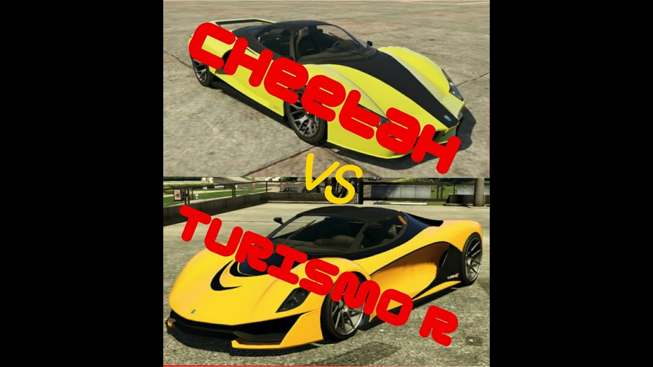 Turismo r vs cheetah